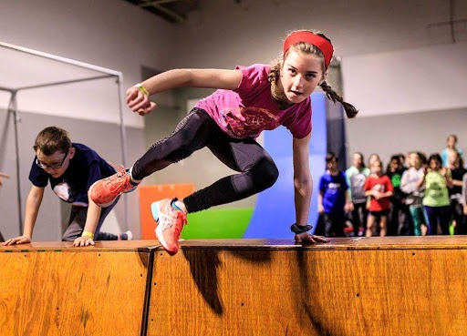 Parkour Classes for Adults and Kids
